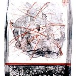 Up in the Air, Lithography, 50 x 70cm
