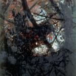 Liberation, Mix media/paper, 100 x 70cm