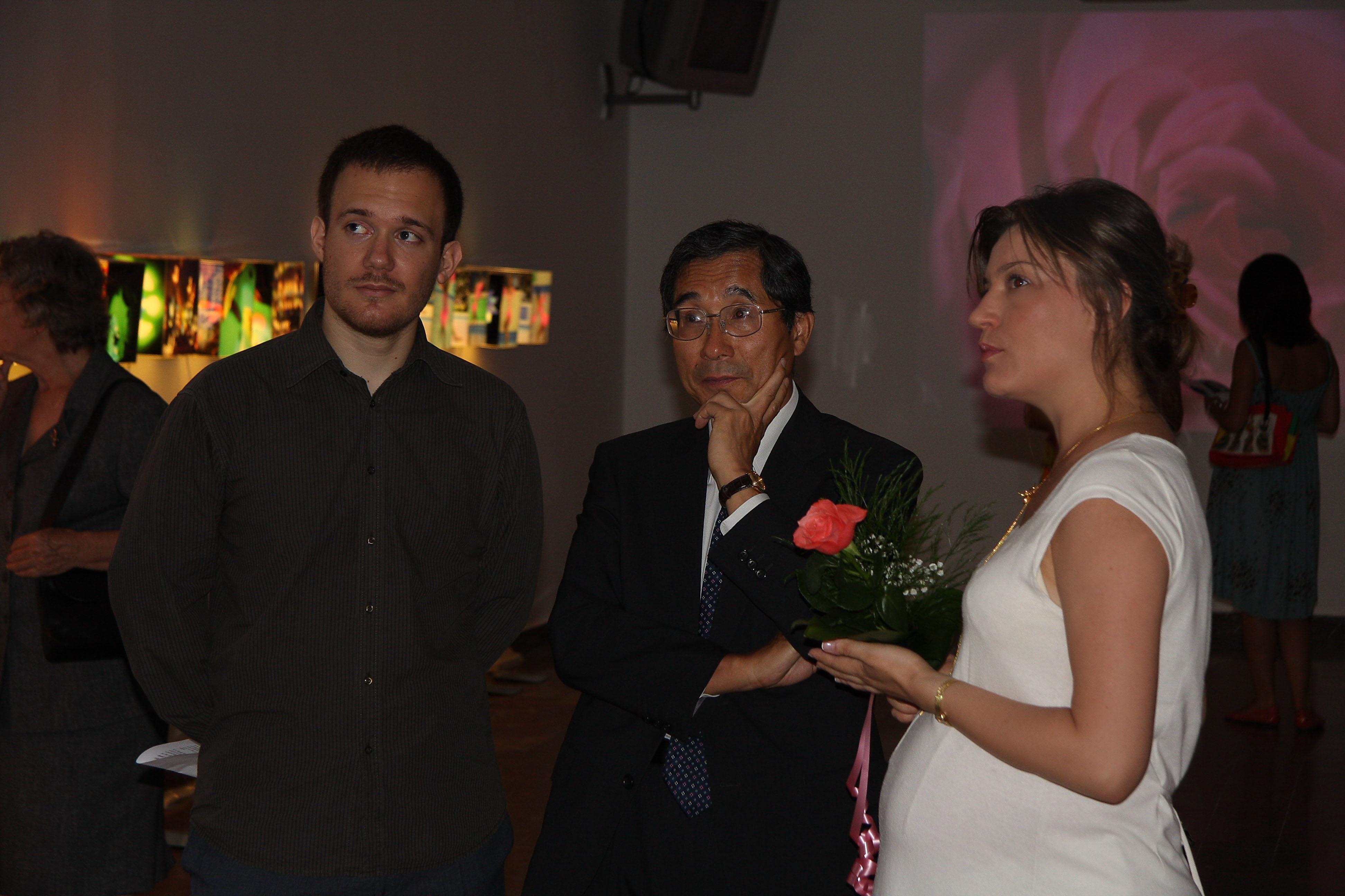 02 His Excellency Toshio Tsunozaki, Ambassador of Japan in Serbia